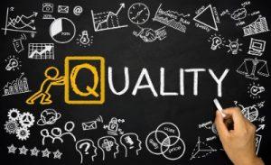تضمین کیفیت کالا و خدمات