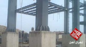 چگونگی ساخت ستون