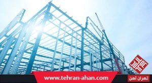 کاربرد انواع تیرآهن در ساختمان